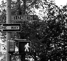 Elizabeth Street by LizzyWake