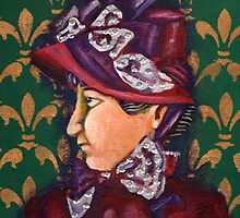 Victorian Lady 1 by Penny Hetherington