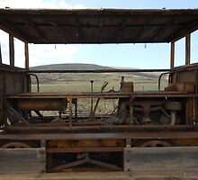 Retired Rail Car by hrunbike
