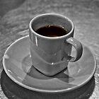 Arabic Coffee at Asha by Jim Plaxco