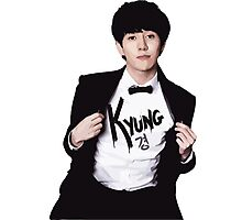 Block B - Kyung Photographic Print
