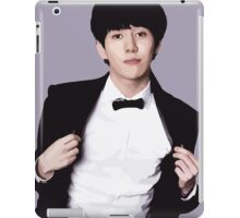Block B - Kyung iPad Case/Skin