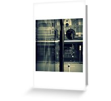 Reflector Greeting Card