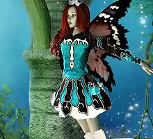 Saoirse the Fairy Irish Dancer by Kristie Theobald