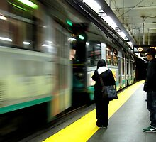 Boston: Green Line by ACImaging