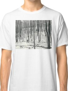 Winter hike Classic T-Shirt