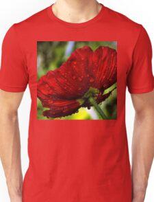 Refreshed Poppy  Unisex T-Shirt