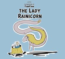 The Adventures of Finnfinn:  The Lady Rainicorn. by Snellby