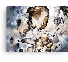 Delightfully Distorted Canvas Print