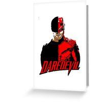 Daredevil Greeting Card