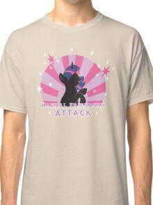Magical Friendship Attack. Classic T-Shirt