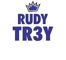 Rudy Tr3y Photographic Print