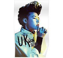 Block B - U-Kwon Poster