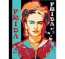 Digital Frida Photographic Print
