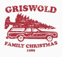 Griswold Family Christmas by HolidaySwaggC