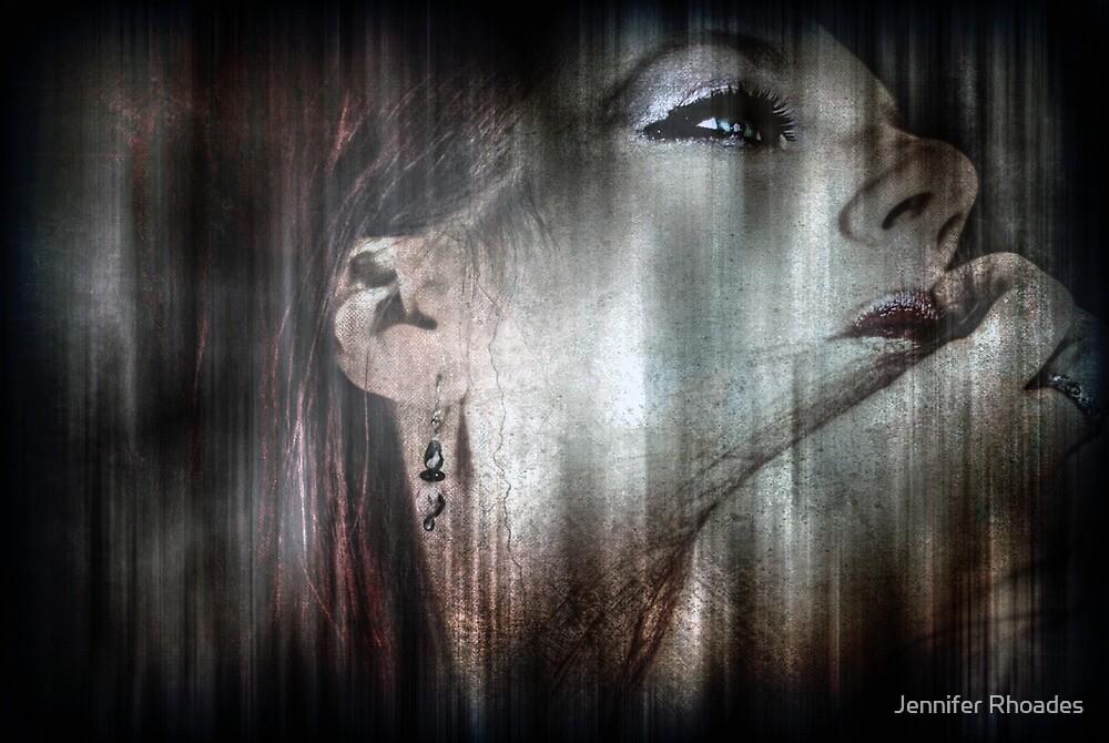 Hard Rain by Jennifer Rhoades