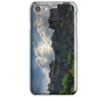 The Castle on the Rock iPhone Case/Skin