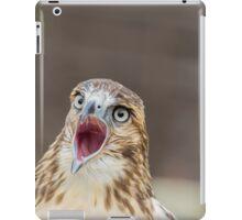 Screech iPad Case/Skin