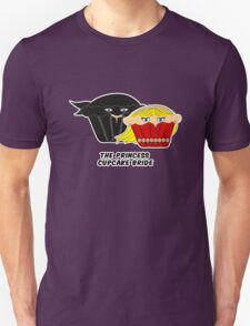 THE PRINCESS CUPCAKE BRIDE parody T-Shirt