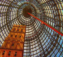 Coops Shot Tower Series #2 c1888 - Melbourne, Australia - The HDR Experience by Philip Johnson
