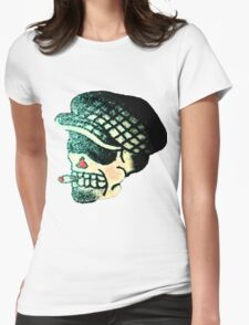 Skull candy Womens Fitted T-Shirt