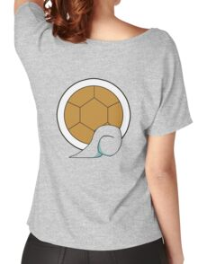 Squirtle Back Women's Relaxed Fit T-Shirt