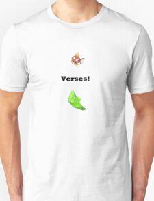 Magikarp vs Metapod T-Shirt
