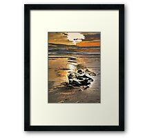 apollo sunrise Framed Print