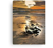 apollo sunrise Canvas Print