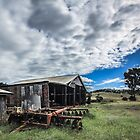 Country Sheds by onemistymoo