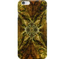 Green Grunge iPhone Case/Skin