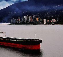 City Ship by kendlesixx