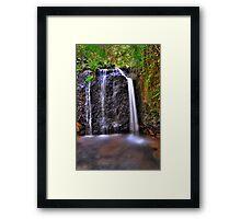 Teresa Falls Framed Print
