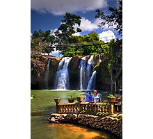Waterfalls In Cairns Photographic Print