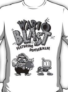 Wario BLAST! T-Shirt