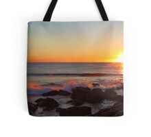 Shelly Beach Sunrise Tote Bag