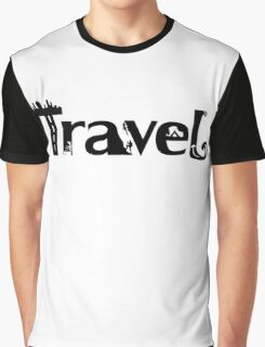Explore, Nature, Adventure - Travel Graphic T-Shirt