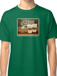 Castle's Coffee T-Shirt Classic T-Shirt