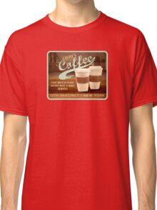 Castle's Coffee T-Shirt Classic T-Shirt