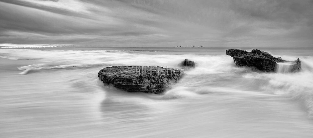 Slow Rhythm of the Waves by Jill Fisher