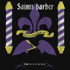 Saints Barber by Hellstoast