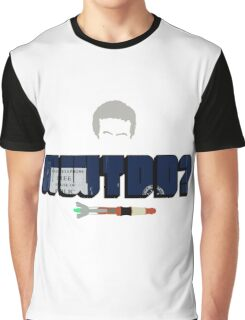 What Would The Doctor Do? Graphic T-Shirt
