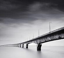 Atlantique #02: Ile de re Bridge by Nina Papiorek