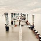 There&#x27;s no going back (Zingst) by Dirk Wiemer