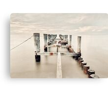 There's no going back (Zingst) Canvas Print
