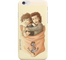 Pocket Larry iPhone Case/Skin