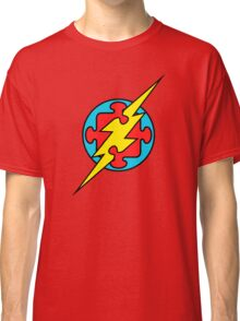 Autism Superhero, The Flash Classic T-Shirt