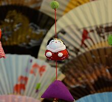 Japanese fans by AHigginsPhoto