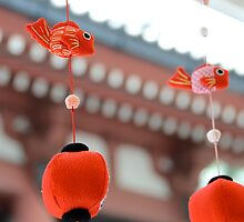 Japanese fish by AHigginsPhoto