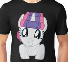 Rarity pops out of your Tee! Raritee! Unisex T-Shirt